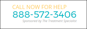 The Treatment Specialist Call Banner