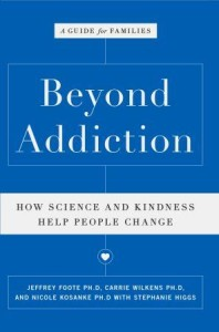 Beyond Addiction book cover