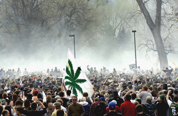 Marijuana on College Campuses