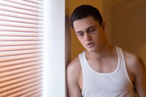 drug addict addicted to Benzodiazepine Use