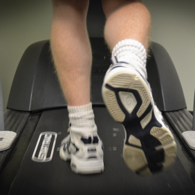 Exercise-on-Treadmill