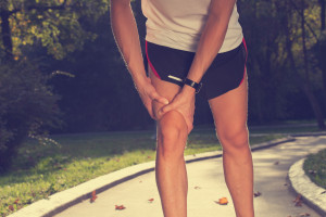 Injured Knee and using marijuana for pain management