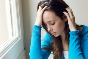 Young lady worried about what to do since her roommate is a Drug Dealer