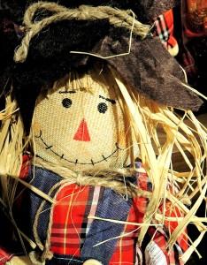Thanksgiving Harvest Doll