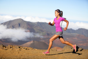 Lady in recovery from Exercise and Cocaine Addiction