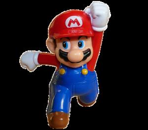 Super Mario - Red