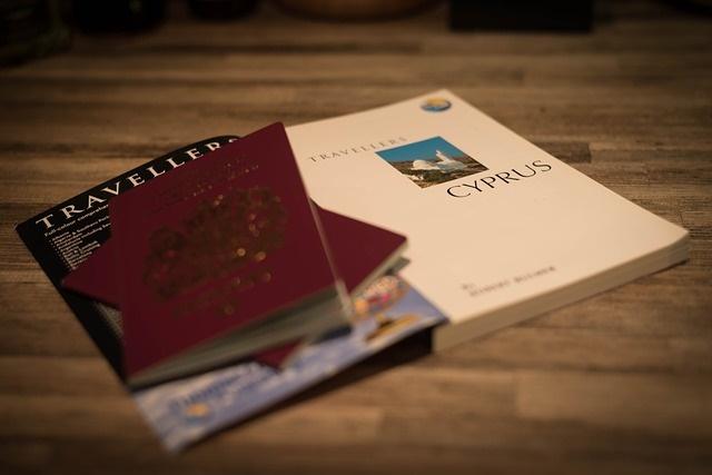 Passport Travel Journey Trip Vacation Document