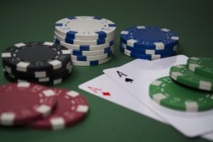 Depression and Gambling and the gambling chips