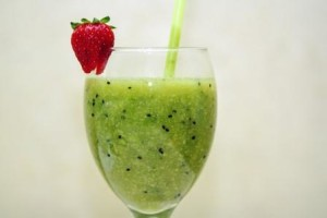 Smoothie to help sugar level in diabetics