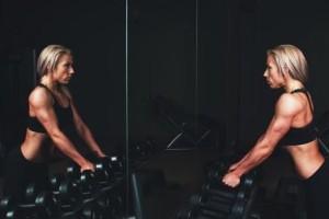 Women exercising to prevent hear disease.