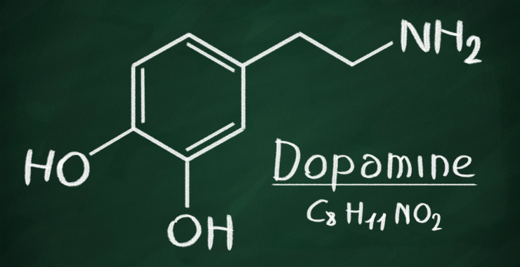 Dopamine Structure - Addiction Hope