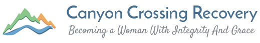 Canyon Crossing Recovery Logo