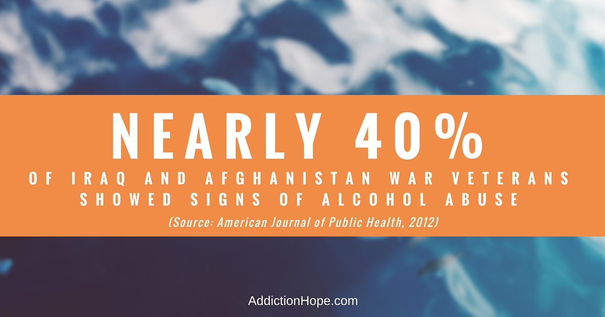 Substance Abuse Resources - Iraq Veterans Alcohol Abuse - Addiction Hope