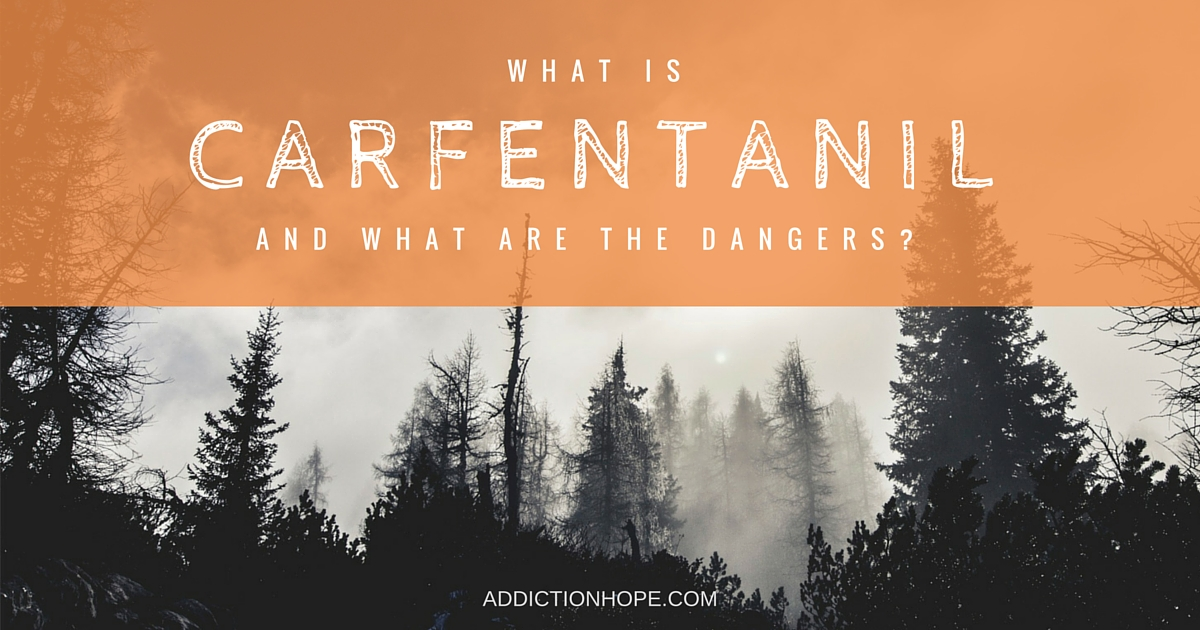 Carfentanil: Use Of The Drug, Signs And Symptoms Of Abuse