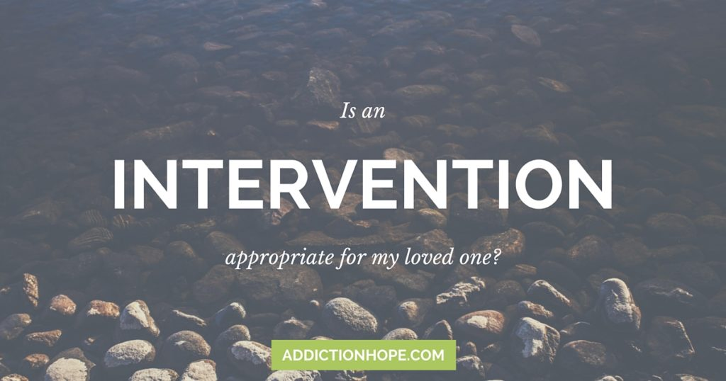 Drug Addiction Intervention For Loved one - Addiction Hope