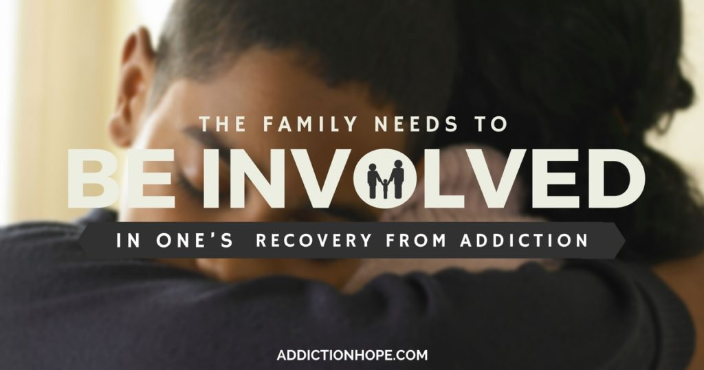 Addiction Recovery Is A Family Process - Addiction Hope