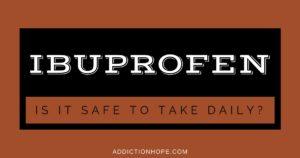 Ibuprofen Everyday Pain Medication