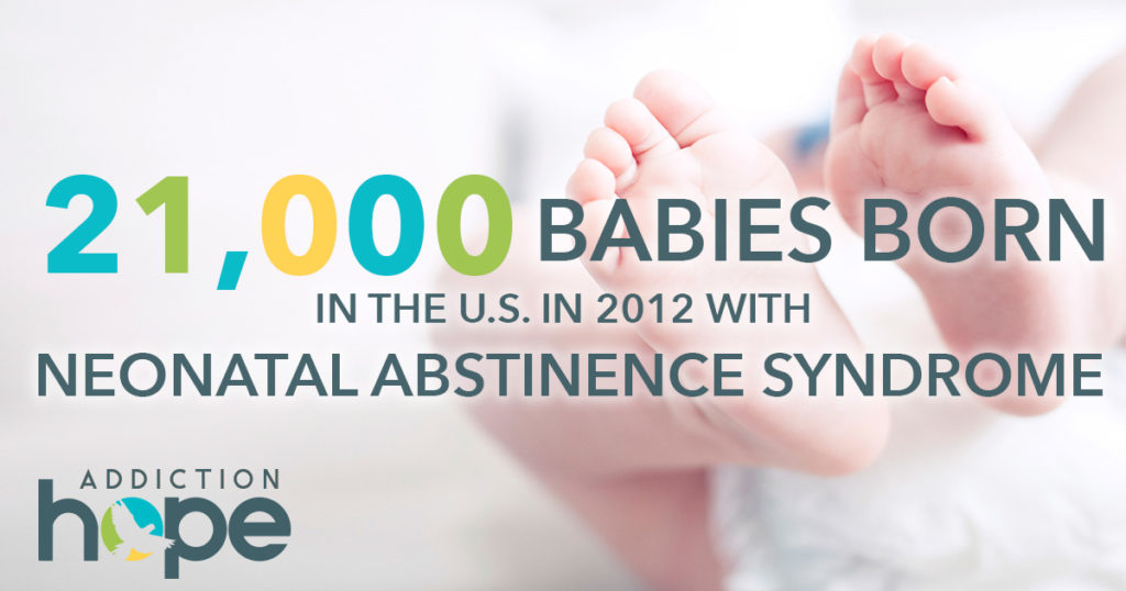 21000 Babies Born To Opioid-Addicted Mothers In 2012 - Addiction Hope