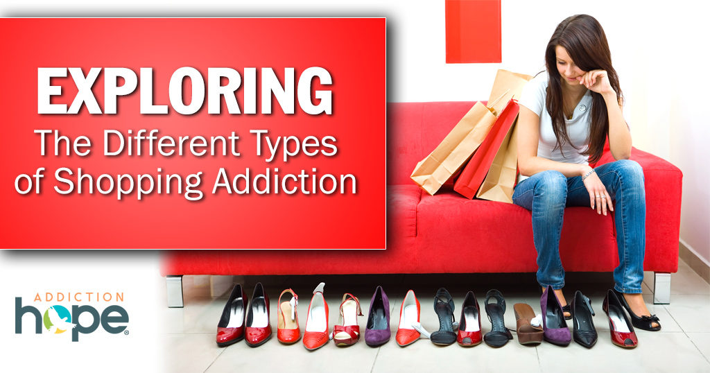 Exploring The Different Types Of Shopping Addictions That Can Weigh You Down