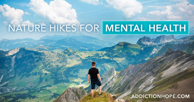 Mountain Range Nature Hikes For Mental Health - Addiction Hope
