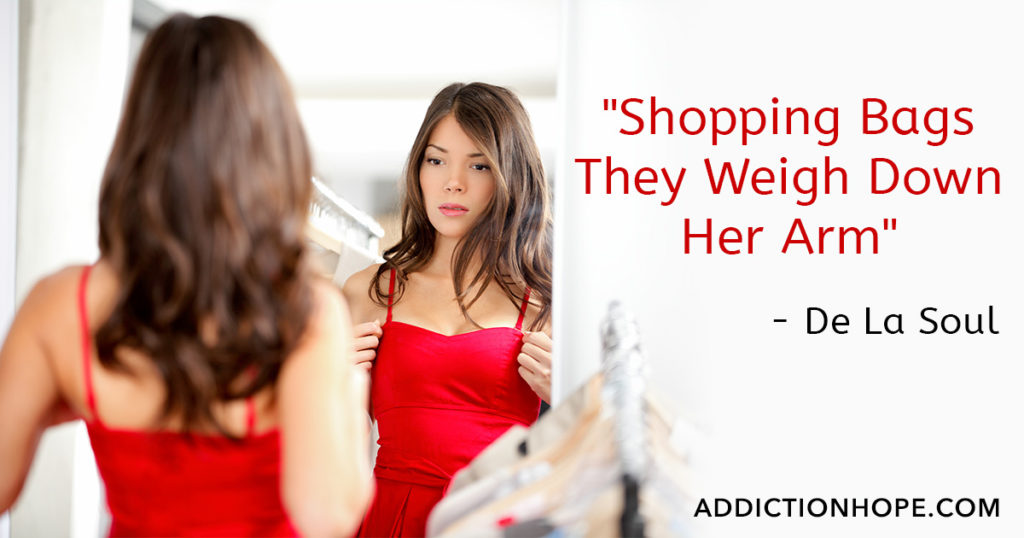 Types Of Shopping Addictions De La Soul - Addiction Hope