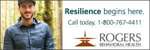 Rogers Behavioral Health Banner