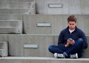 Teenager battling food addiction