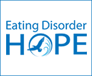 Eating Disorder Hope Banner 150x180