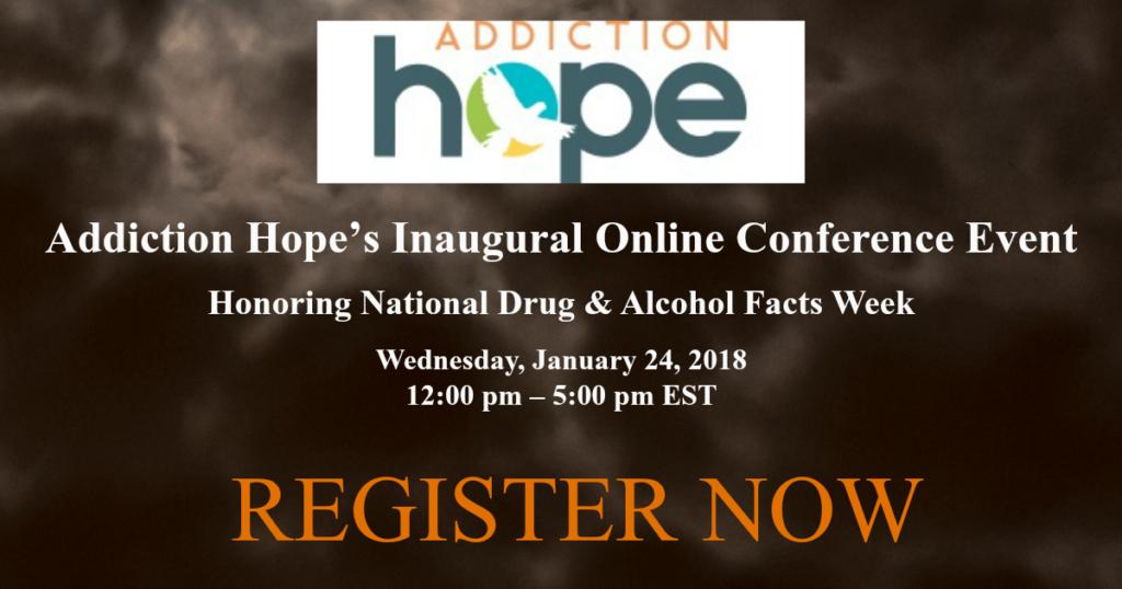 Addiction Hope Online Conference