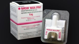 Naloxone Nasal Spray is part of HHS Five-Point Opioid Strategy