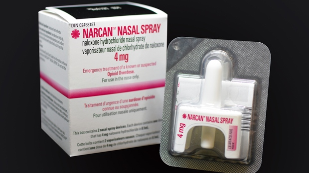 Naloxone Nasal Spray is part of Medicated-Assisted Treatments