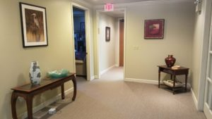 Heron Ridge Hallway
