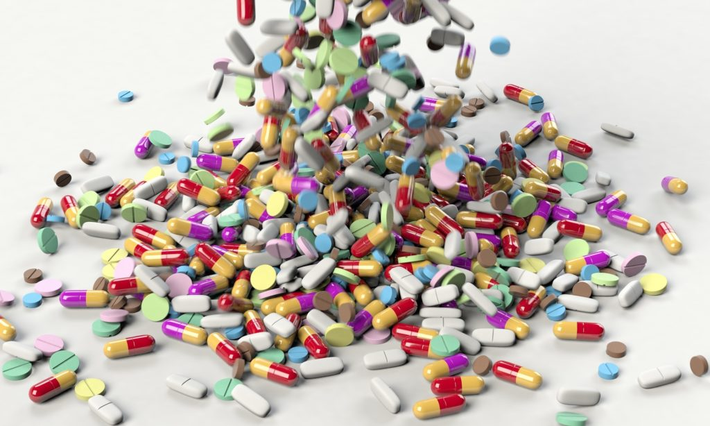 Pills adding to the opioid epidemic