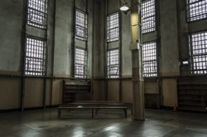 Prison or Jail Gathering Room