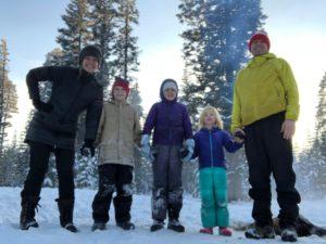 Justin Durham Family Pic