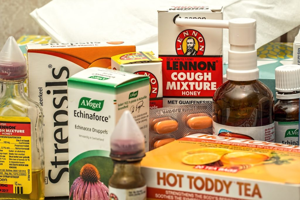 Medicine used when Abusing Cough Medicine