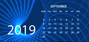 Sept 2019 Addiction Hope Calendar