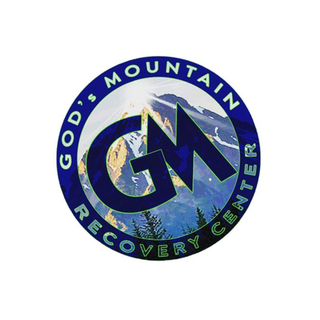God's Mountain Recovery Center Banner