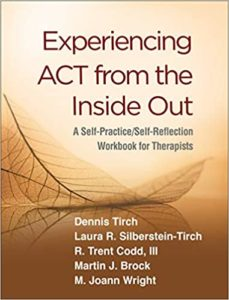 Experiencing ACT from the Inside Out Book Cover