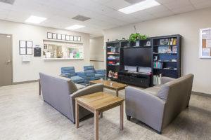 Detox Lobby Nurse Station B
