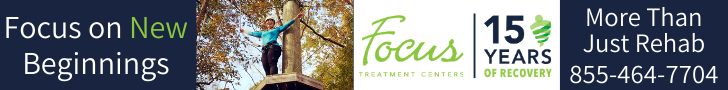 Focus Treatment Centers Banner