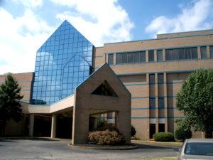 Delta Specialty Hospital Exterior
