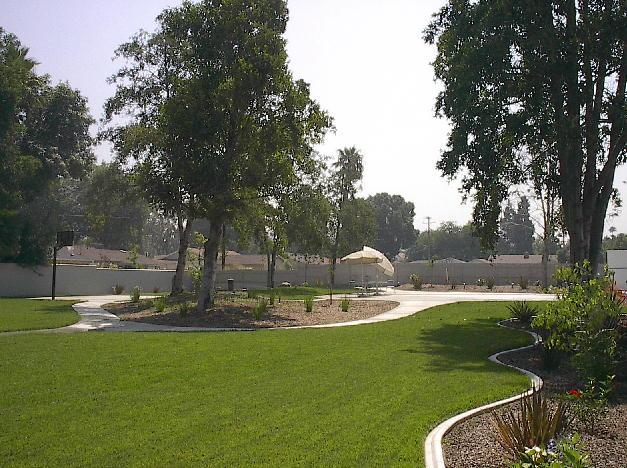Pacific Grove Hospital Alumni Park