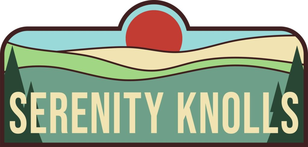 Serenity Knolls Logo - 1500x716