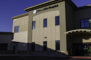 Seven Hills Hospital Building