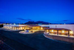 Sonora Behavioral Health Hospital Building