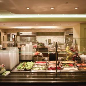 Linden Oaks Dining Room