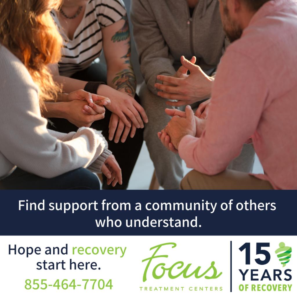 Focus Treatment Centers ad