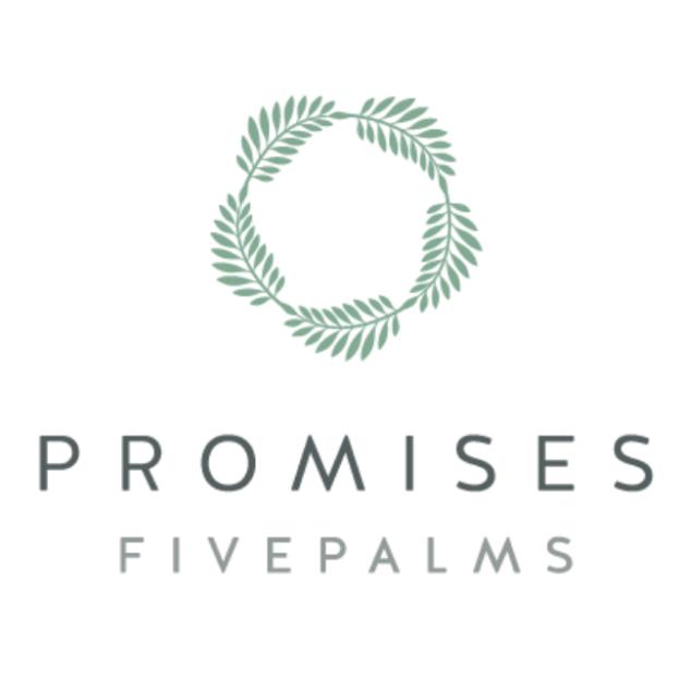 Promises Five Palms Logo